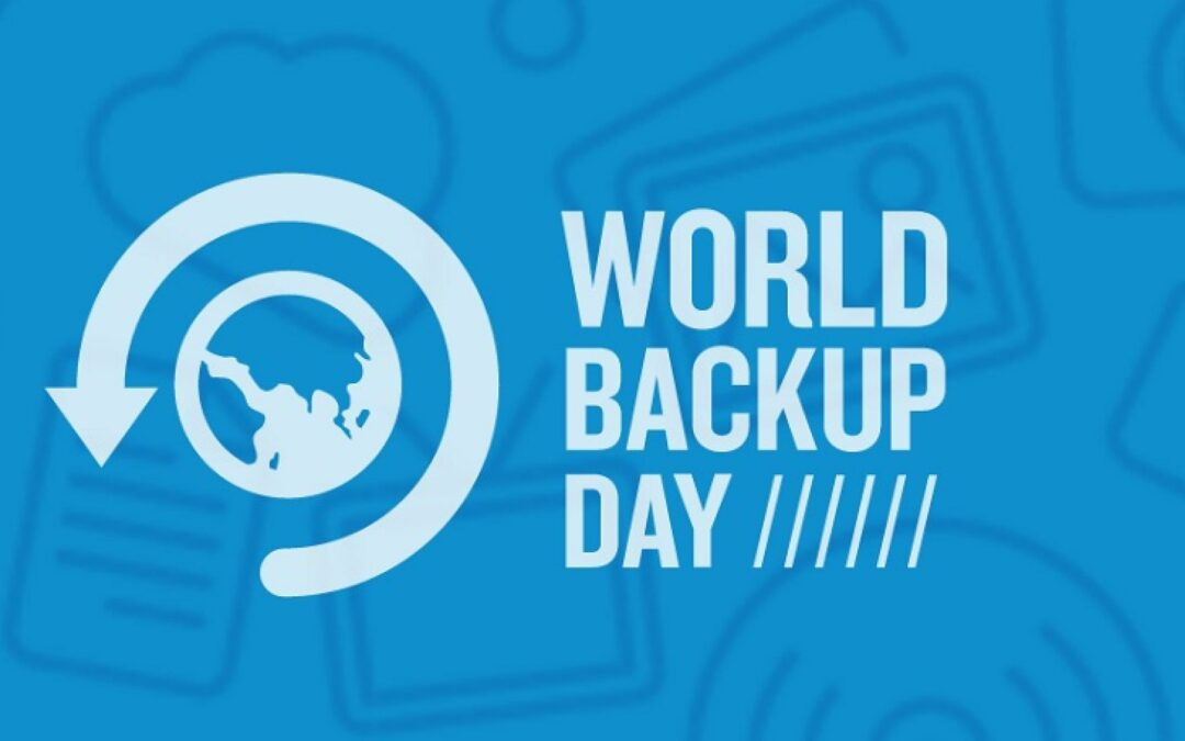 5 Tips for Backing Up Your Data on World Backup Day