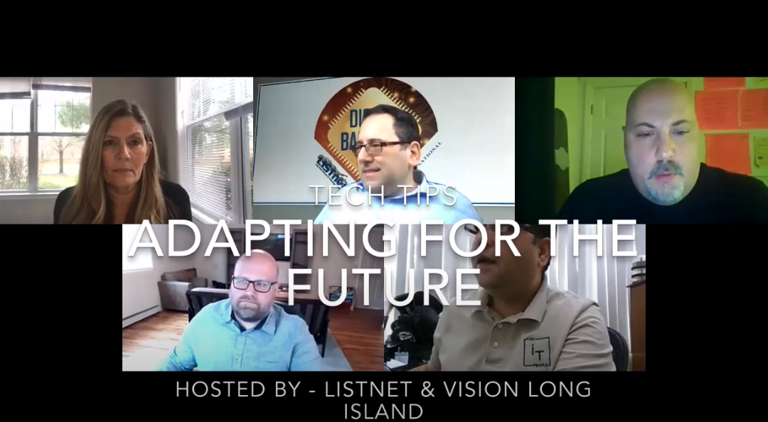 LISTNet Tech Tips: Adapting for the Future of Work