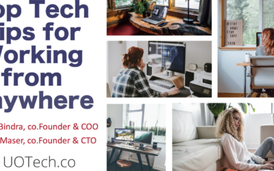 Top Tech Tips for Working from Anywhere