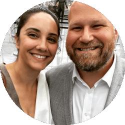 Shreena Bindra & Michael Maser